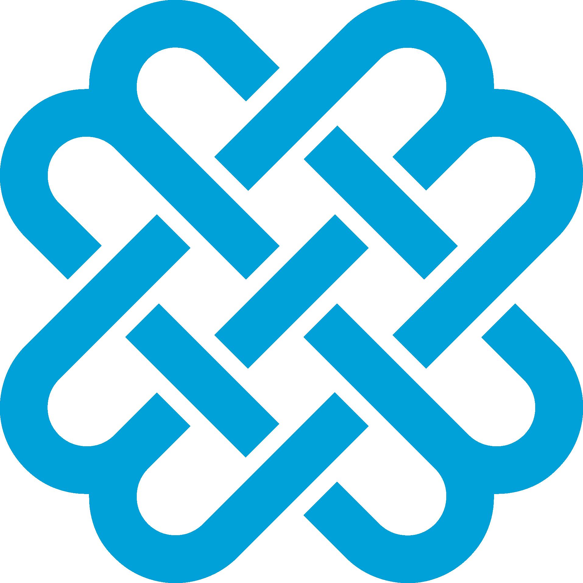 Simbolo azul